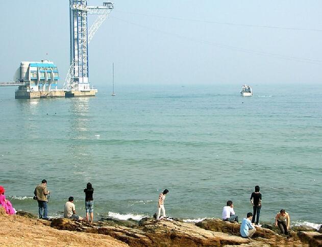 大連星海公園