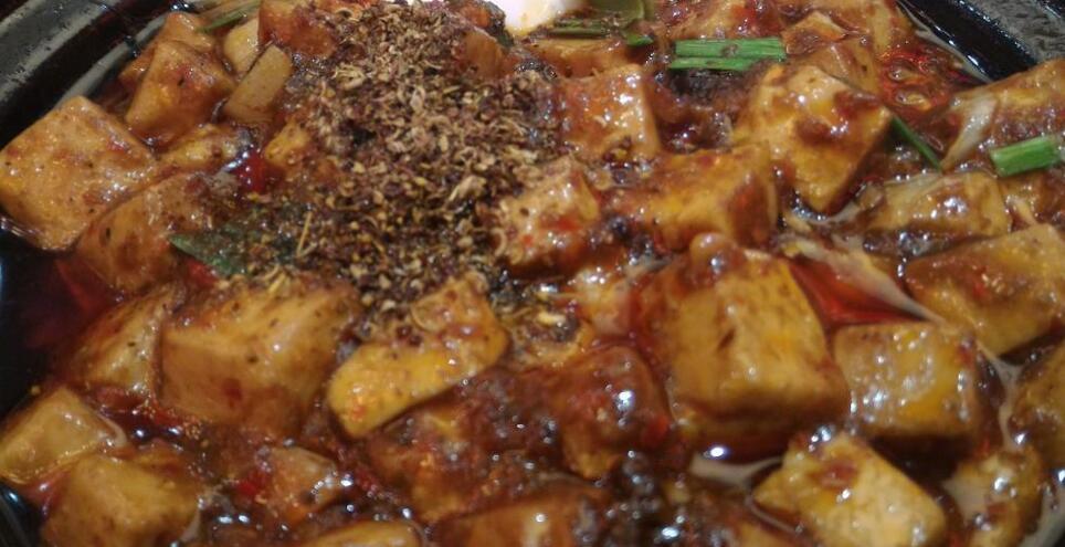 成都 陈麻婆豆腐