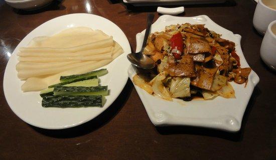 成都 枣子树素餐馆