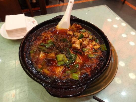 成都 陳麻婆豆腐